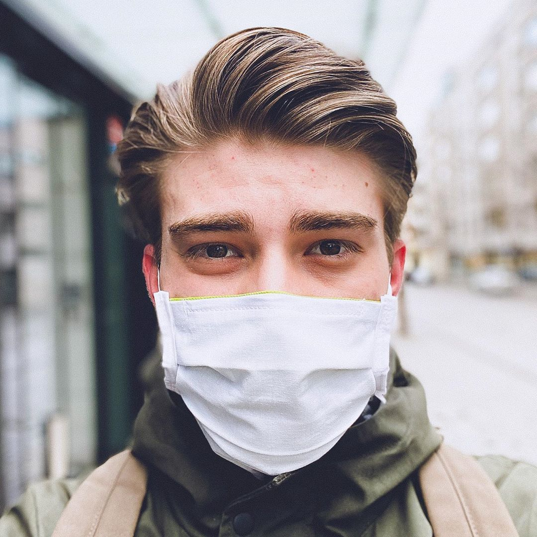Marek Lambora v době koronavirové karantény