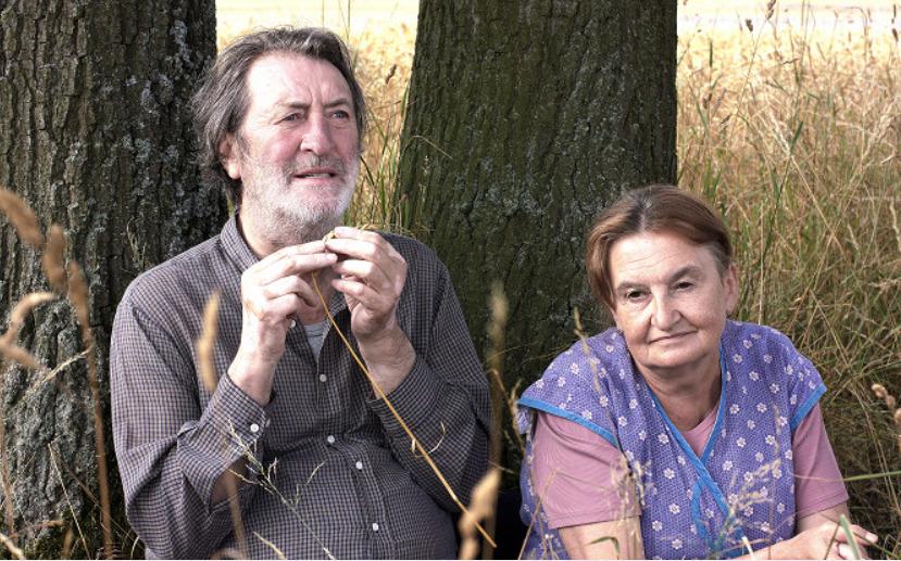 Eva Holubová s Bolkem Polívkou v chystaném filmu Cesta domů