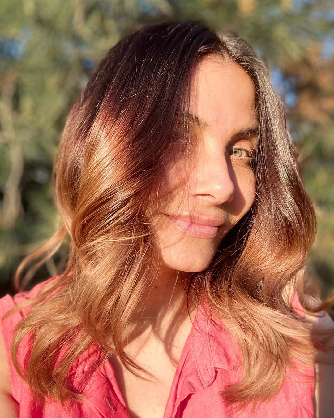 Eva Decastelo s novou barvou