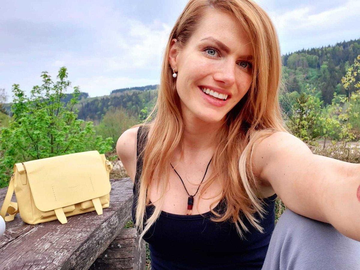 Gabriela Koukalová si vyvětrala hlavu na úžasné procházce přenádhernou krajinou!