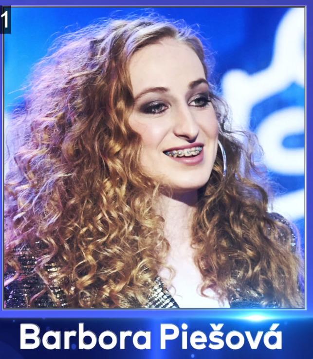 Finálová desítka - Barbora Piešová