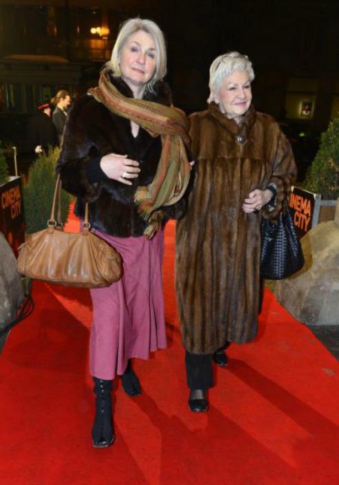 Kamila Moučková s dcerou Kateřinou