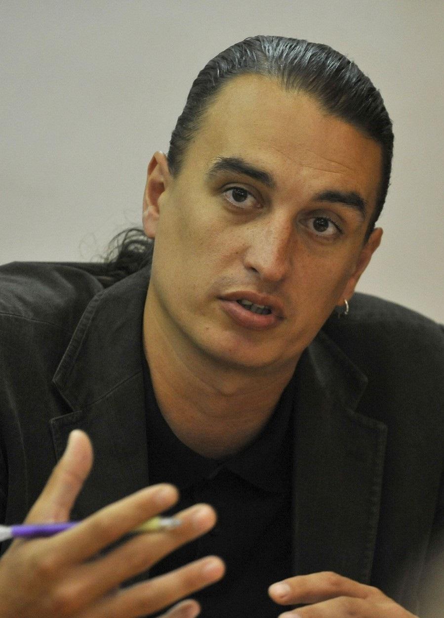 Aktivista Juraj Rizman je novým partnerem prezidentky Zuzany Čaputové.