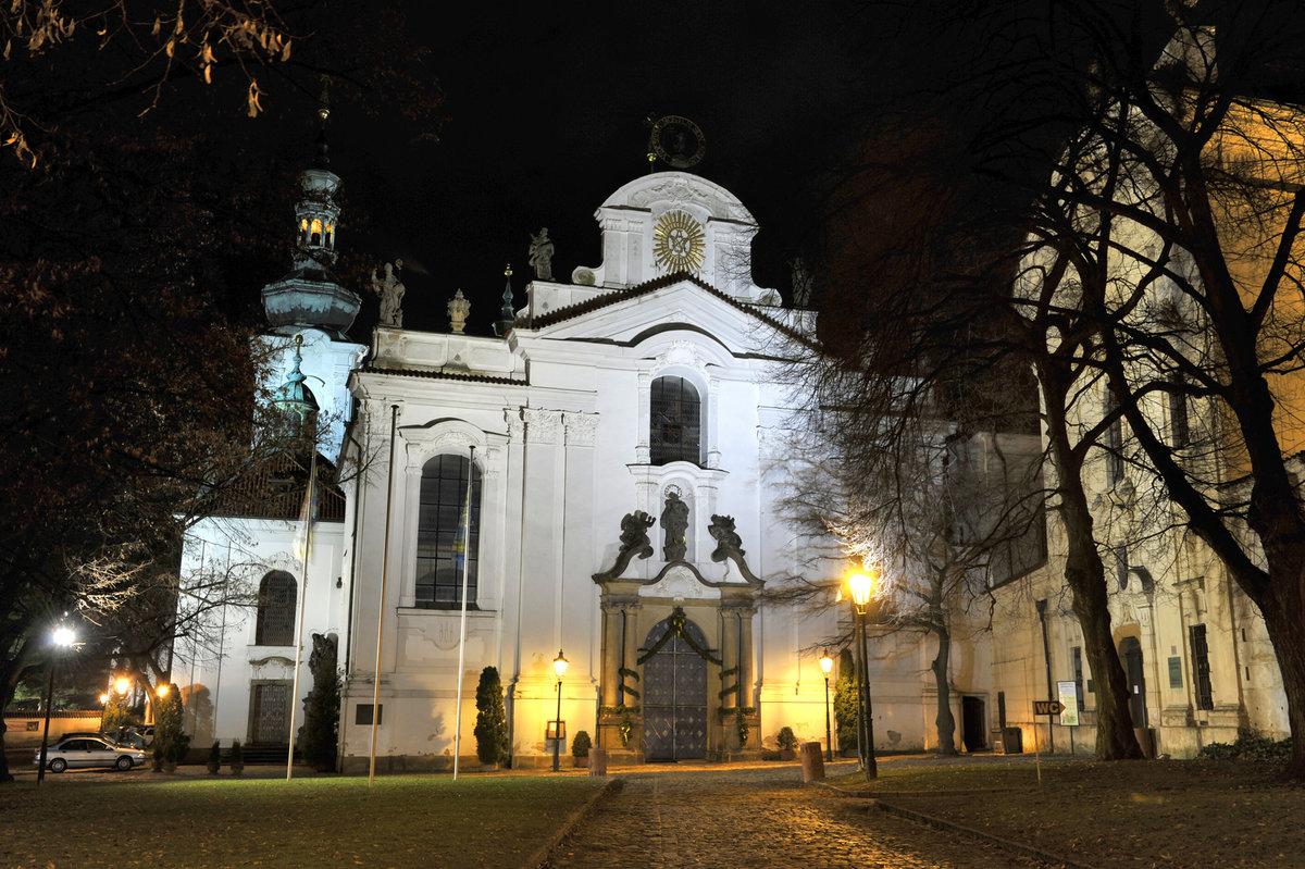 Bazilika Nanebevstoupení Panny Marie na Strahově