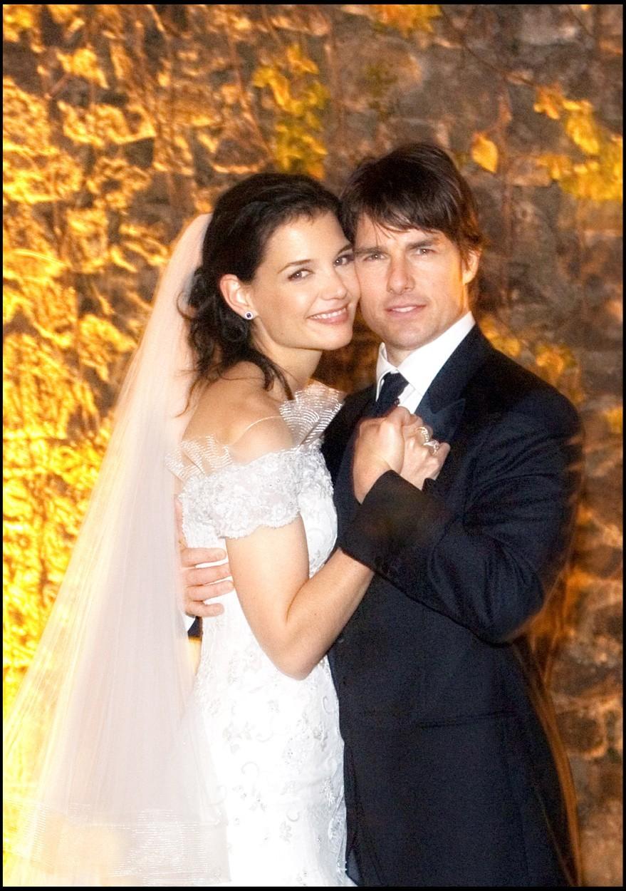 Katie Holmes Tom Cruise