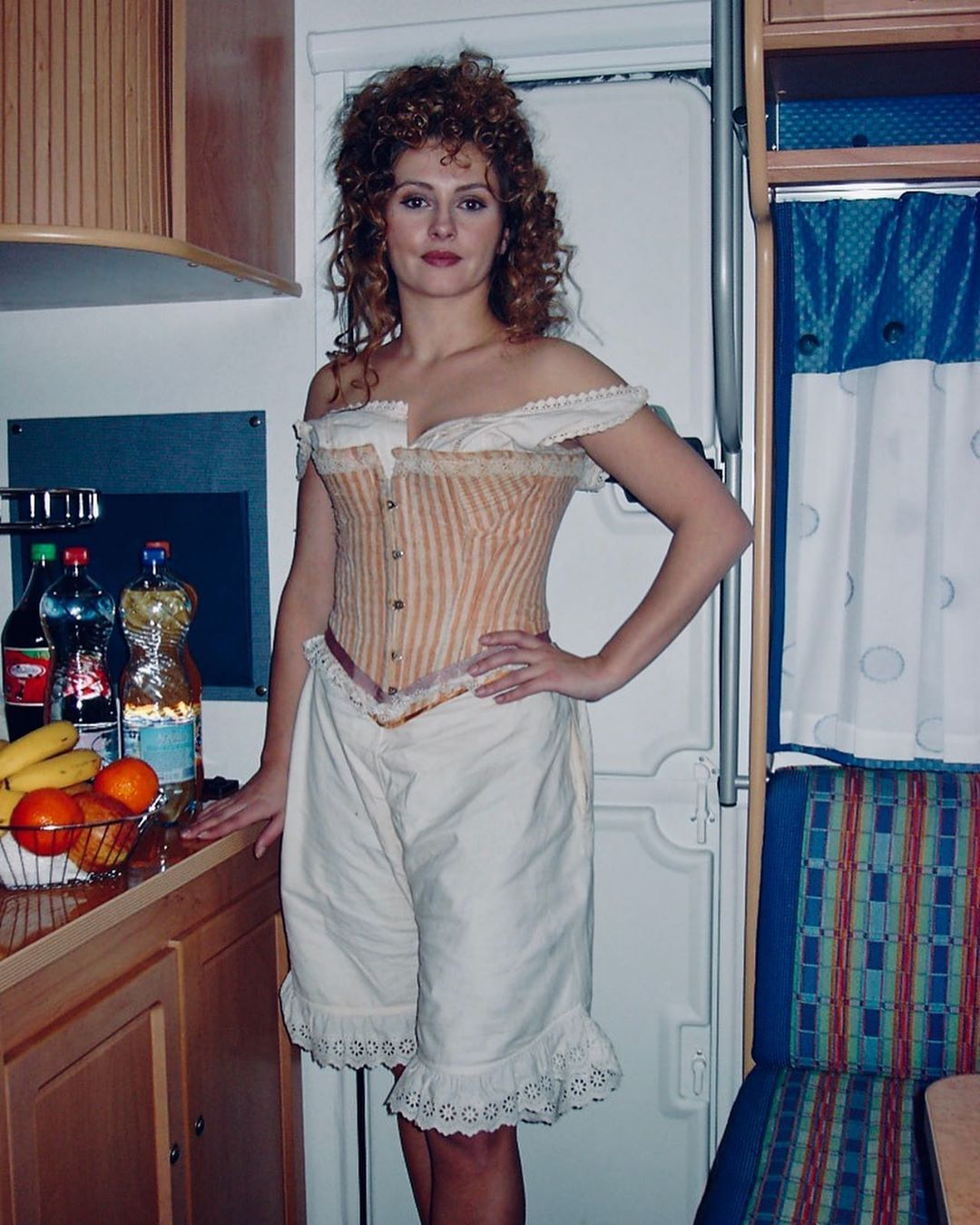 Dana Morávková ve filmu Van Helsing