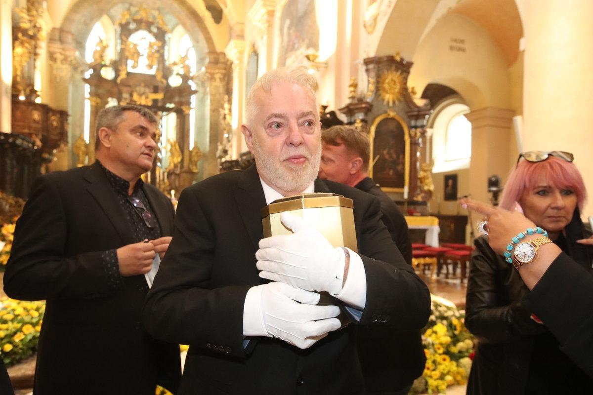Vdovec Jan Kolomazník.