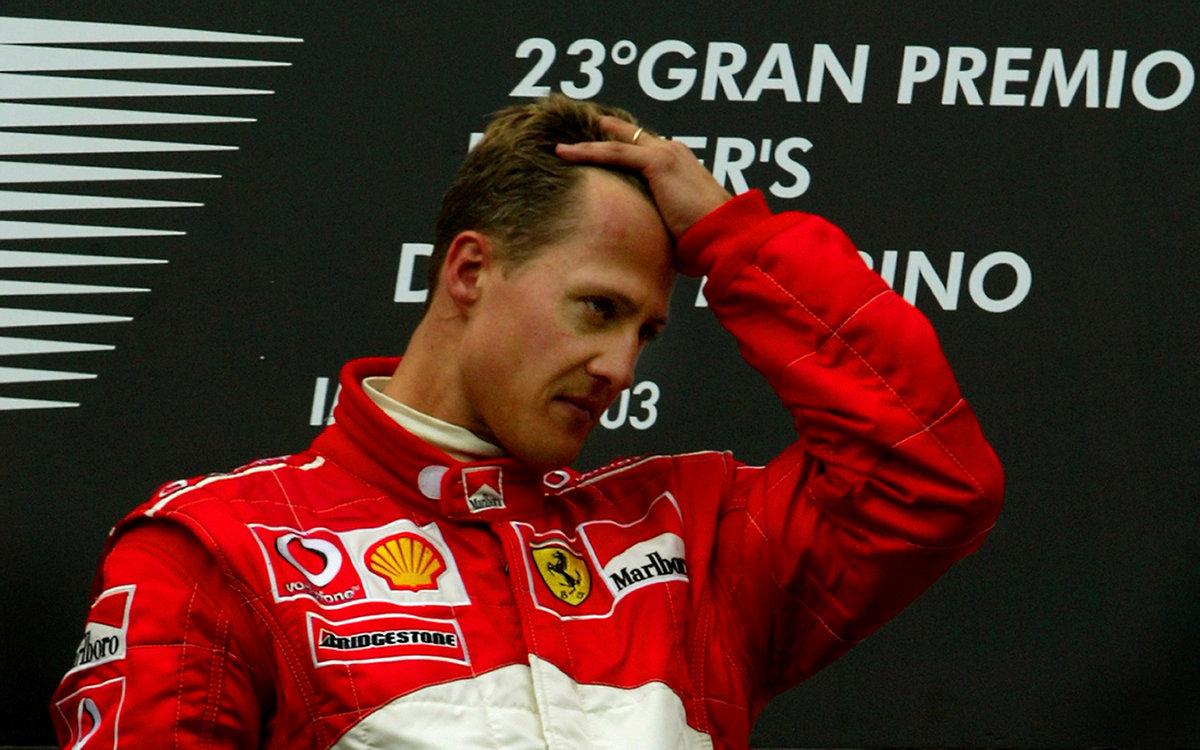 Německý pilot Michael Schumacher