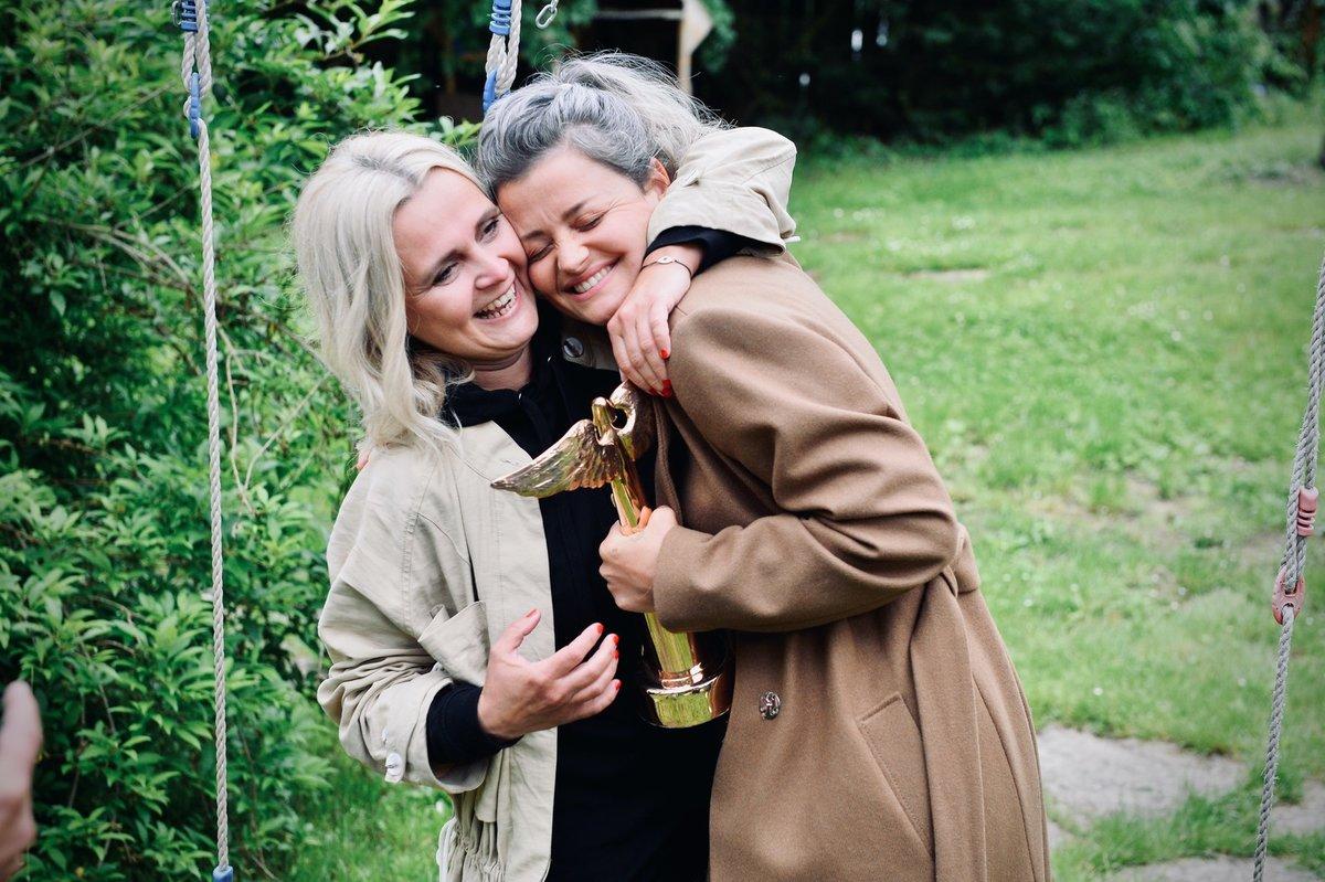 Hlavenková a Erika Stárková