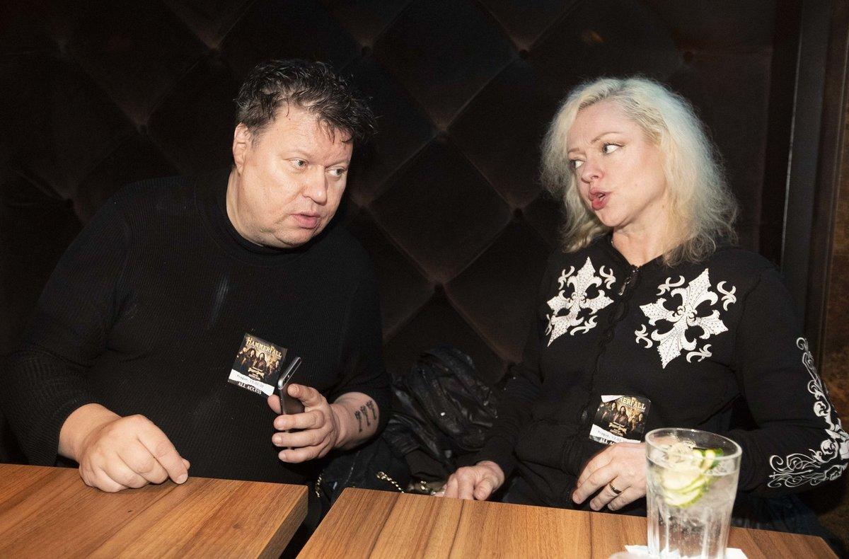 Dominika Gottováa Timo Tolkki