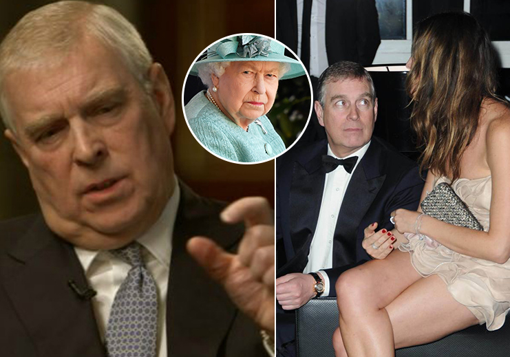 Princ Andrew je hvězdou sexuální nahrávky, která by mohla zničit královskou rodinu