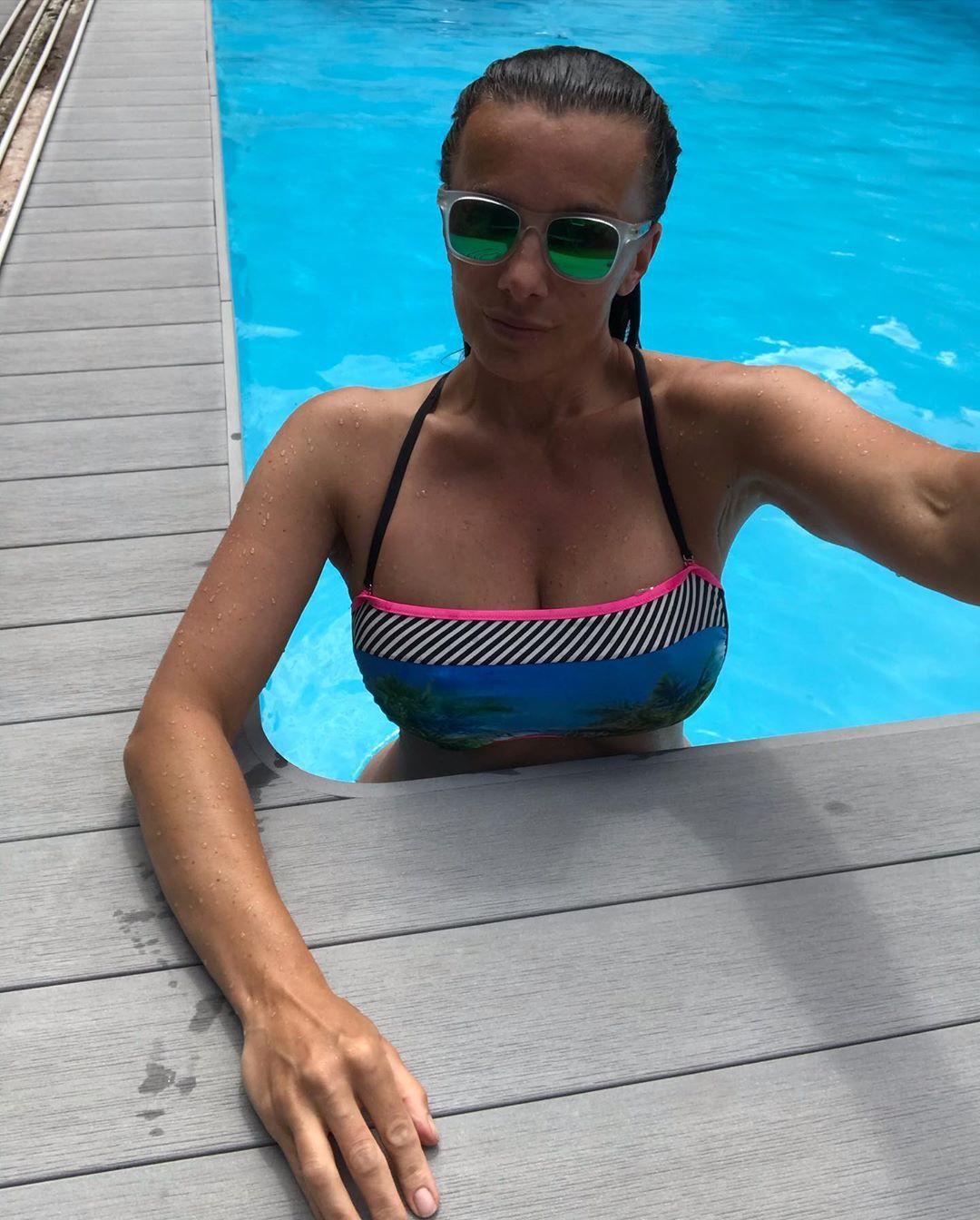 Alice Bendová oznámila skrze svůj instagram, že právě zahajuje hubnutí.