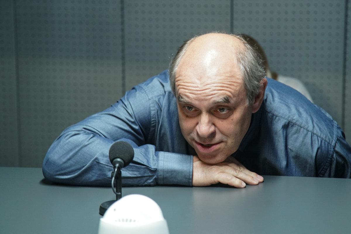 V novém seriálu Hlava Medúzy měl Miroslav Táborský náročný herecký part