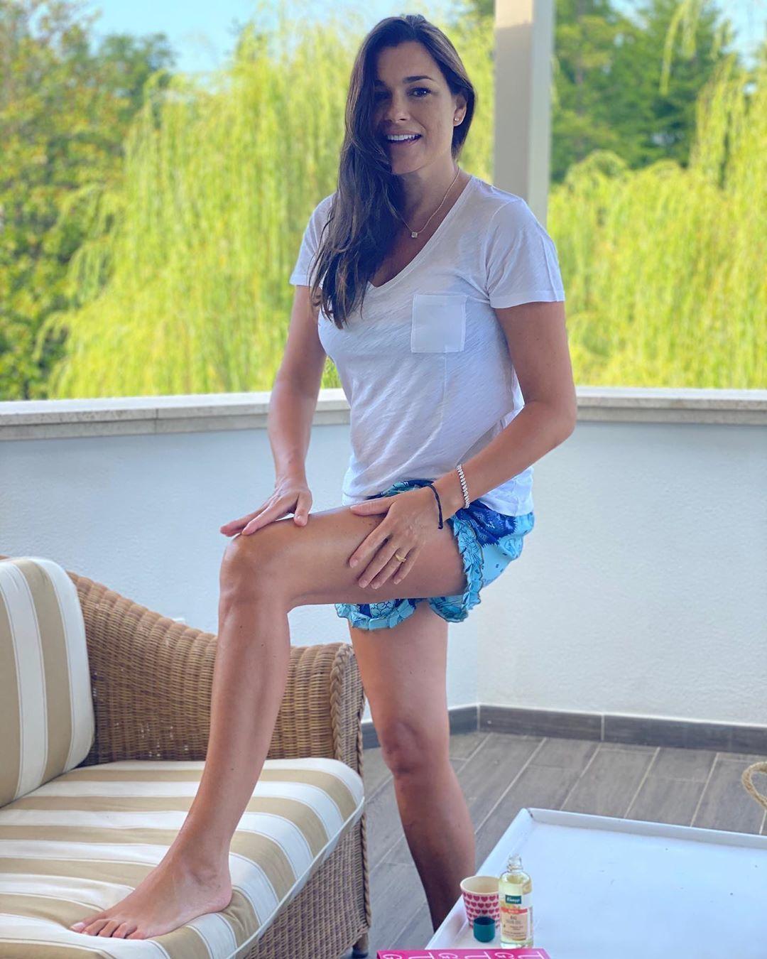 Alena Šeredová prozradila svůj recept na krásné tělo a svěží tvář  po porodu.