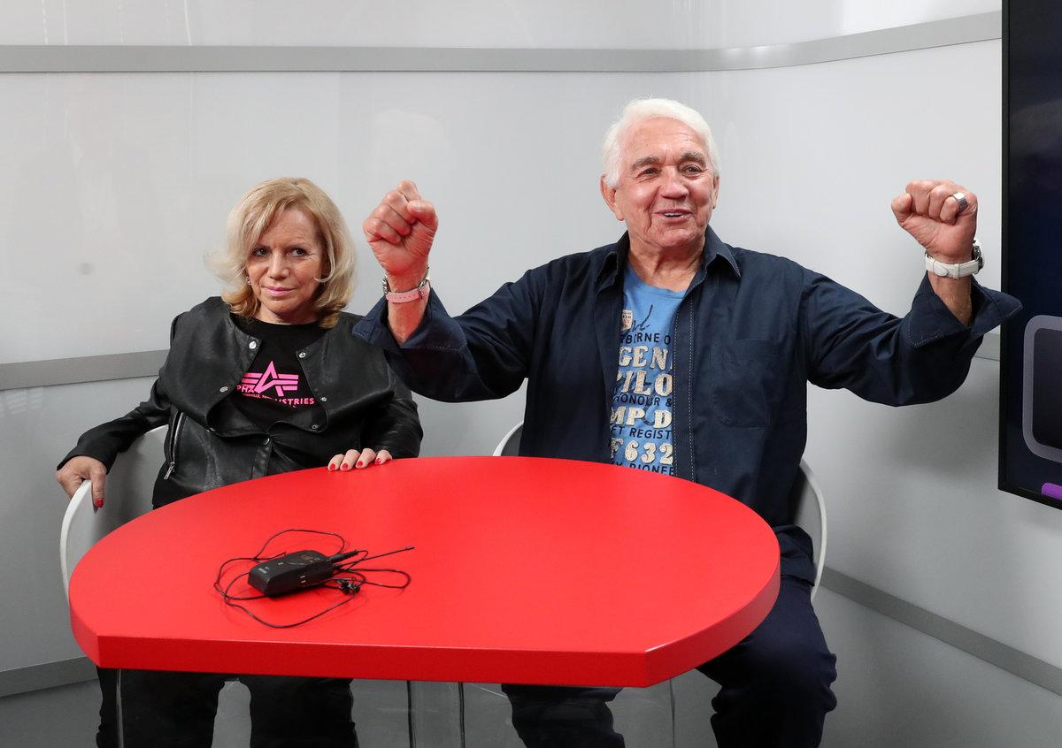 Jiří Krampol oslavil 82. narozeniny. Ve Studiu Blesk dokázal, že v jeho případě je věk opravdu jen číslo.
