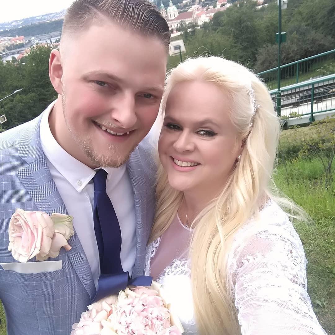 Monika a Petr Biniasovi