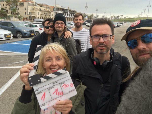 Veronika Žilková provede diváky Izraelem.