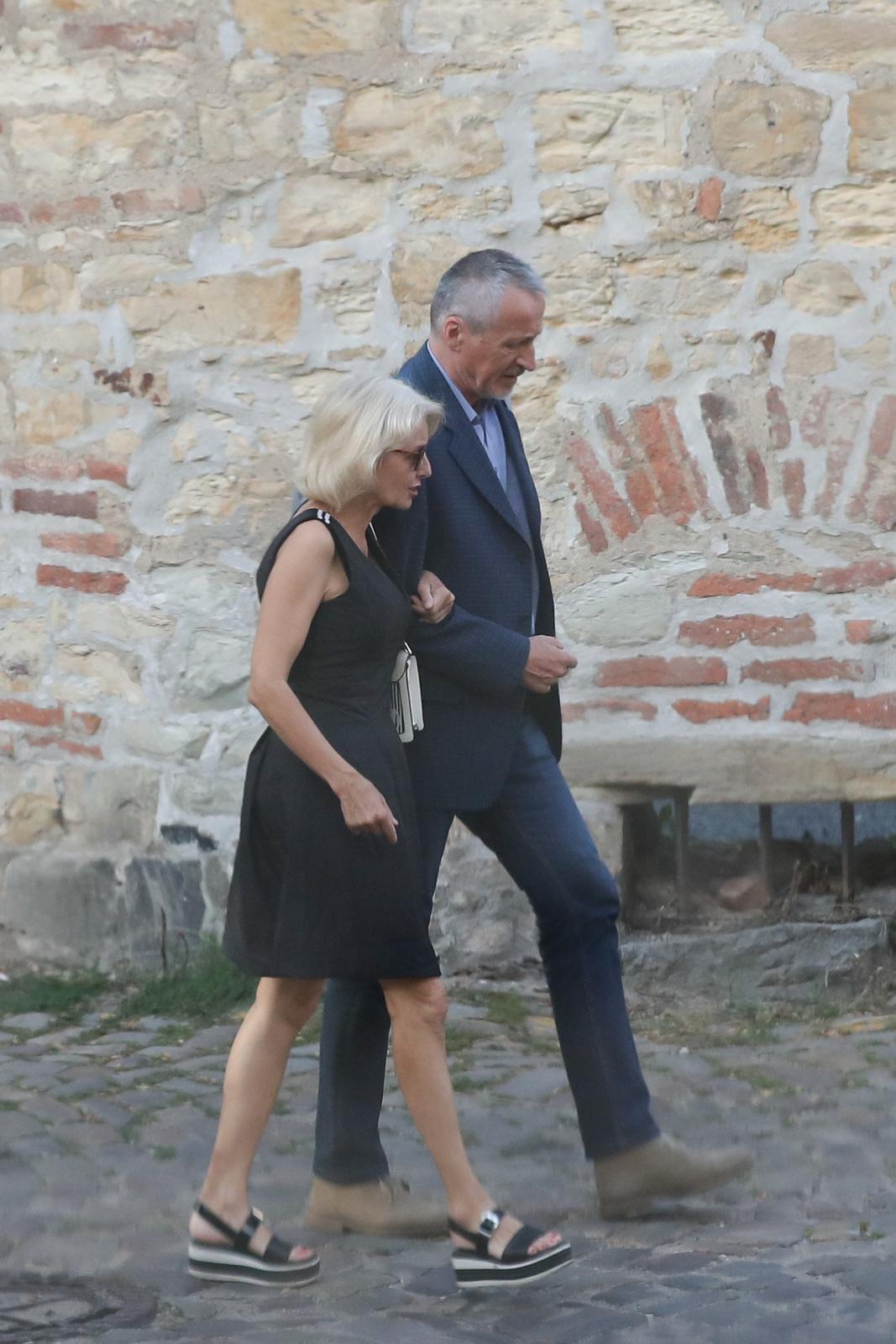 29. 7. 2020, 19:35 hod., Praha-Hradčany - Veronika Žilková a Martin Stropnický