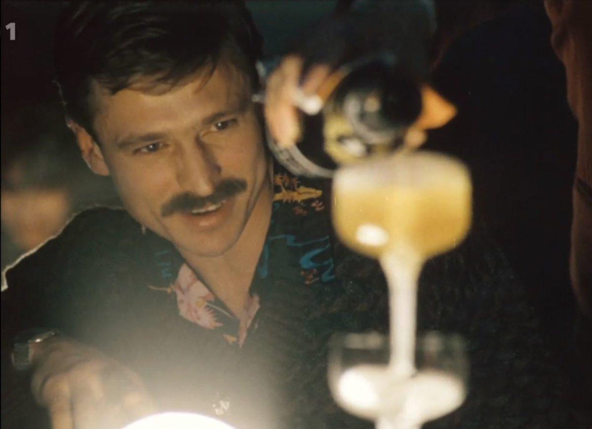 Josef Nedorost ve filmu Bony a klid