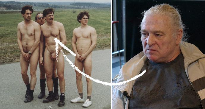 """Poslední role """"šéfa veksláků"""" Nedorosta! Vypadal jako bezdomovec, říká režisér Magnusek"""
