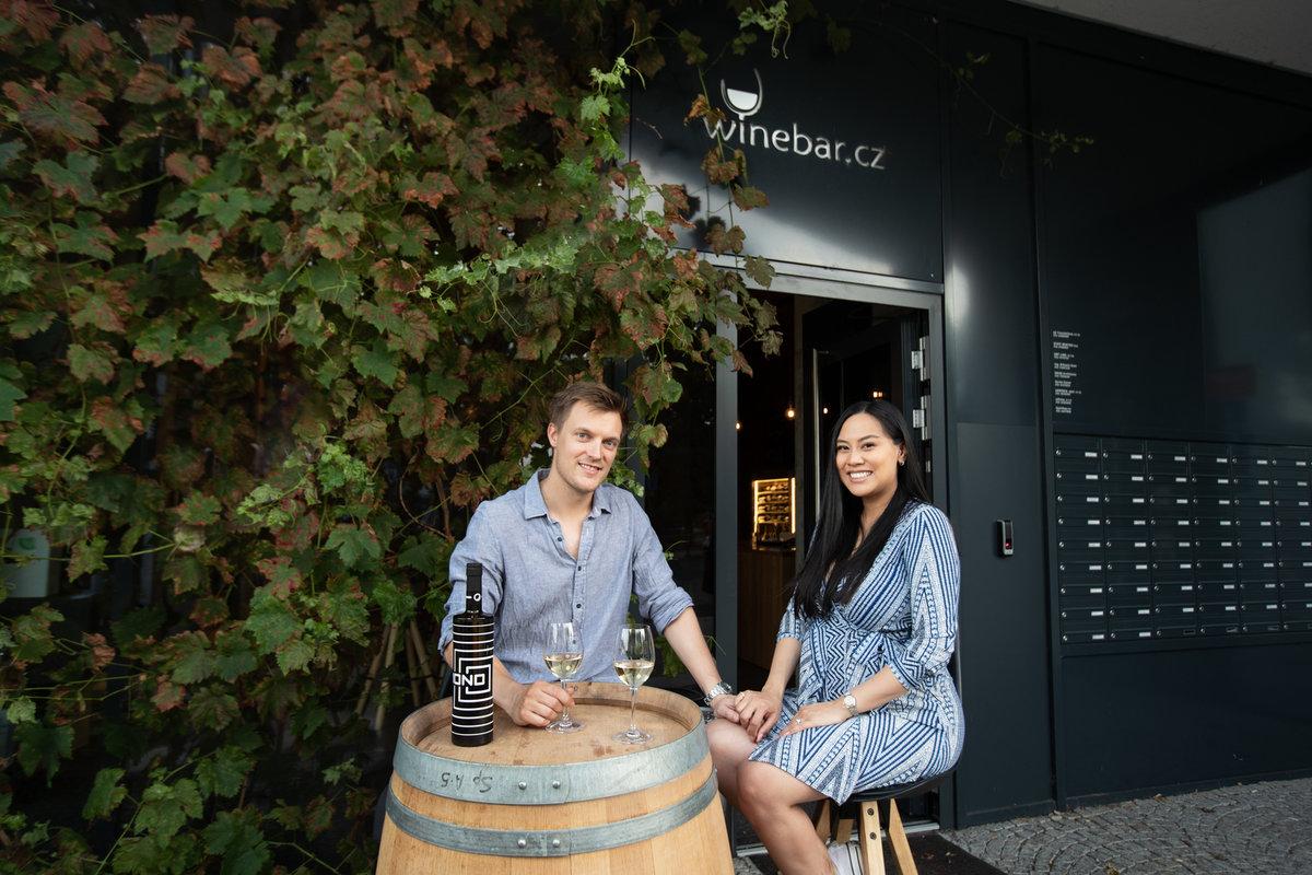 Tomáš Verner a jeho thajská manželka Tammy
