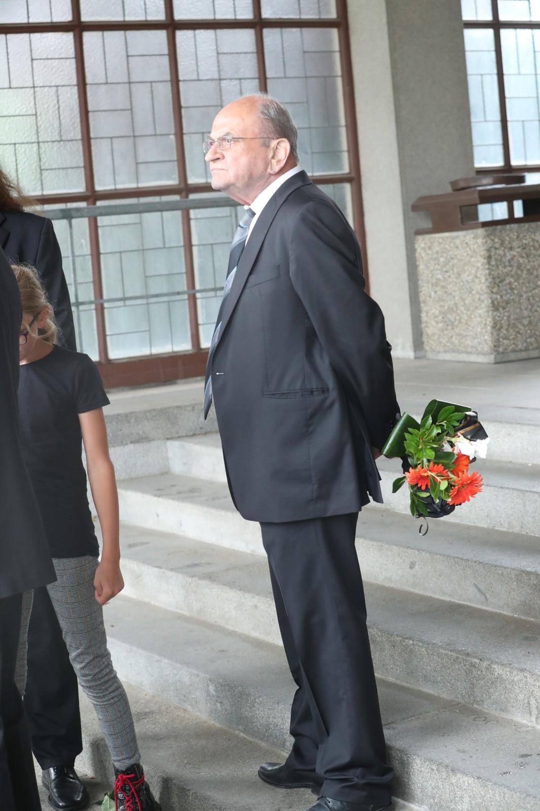 Pohřeb Jana Skopečka
