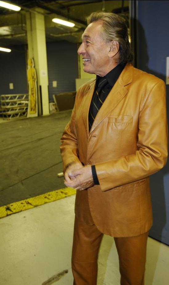 Karel Gott v roce 2008