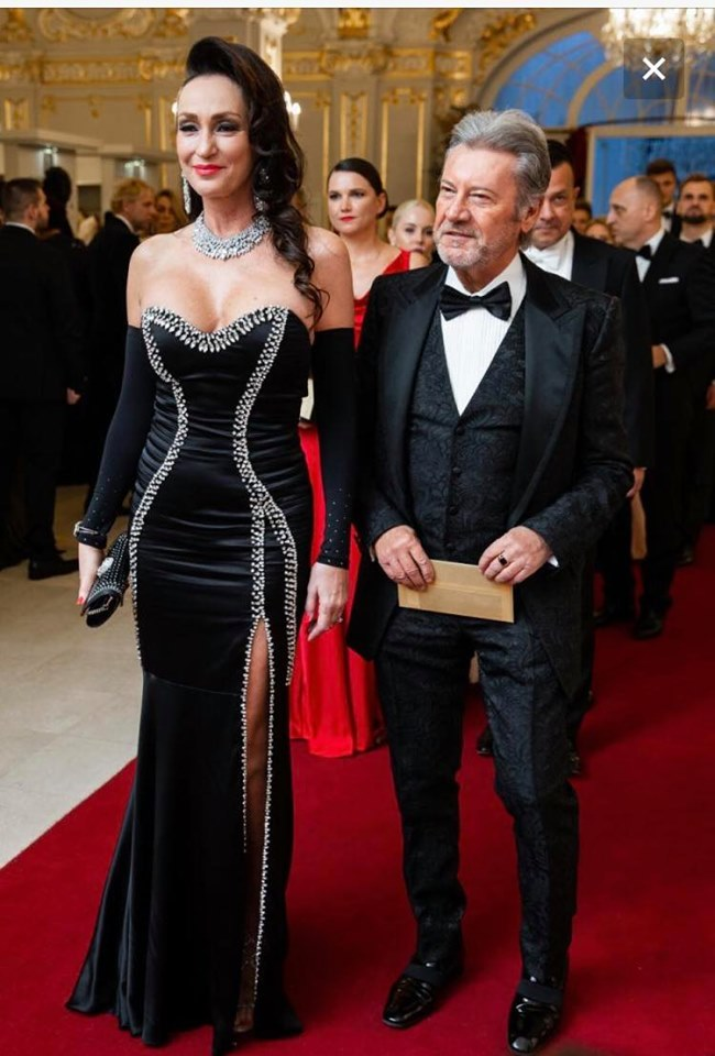 Takhle žije Sisa Sklovská s manželem Jurajem Lelkésem