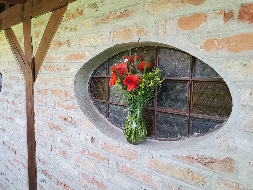Bydlení Petera Nagyho: Květinové dekorace