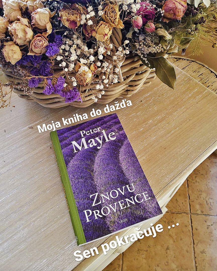 Bydlení Petera Nagyho: Květiny a kniha