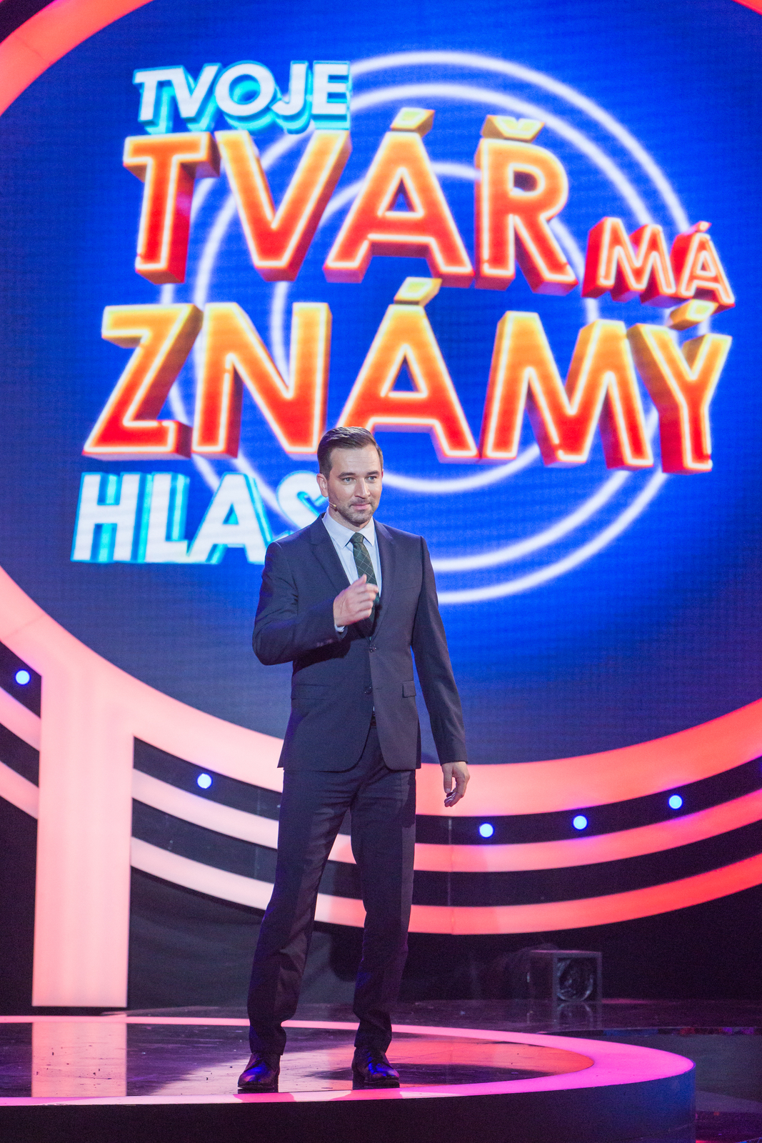Ondřej Sokol moderoval šest řad oblíbené show.