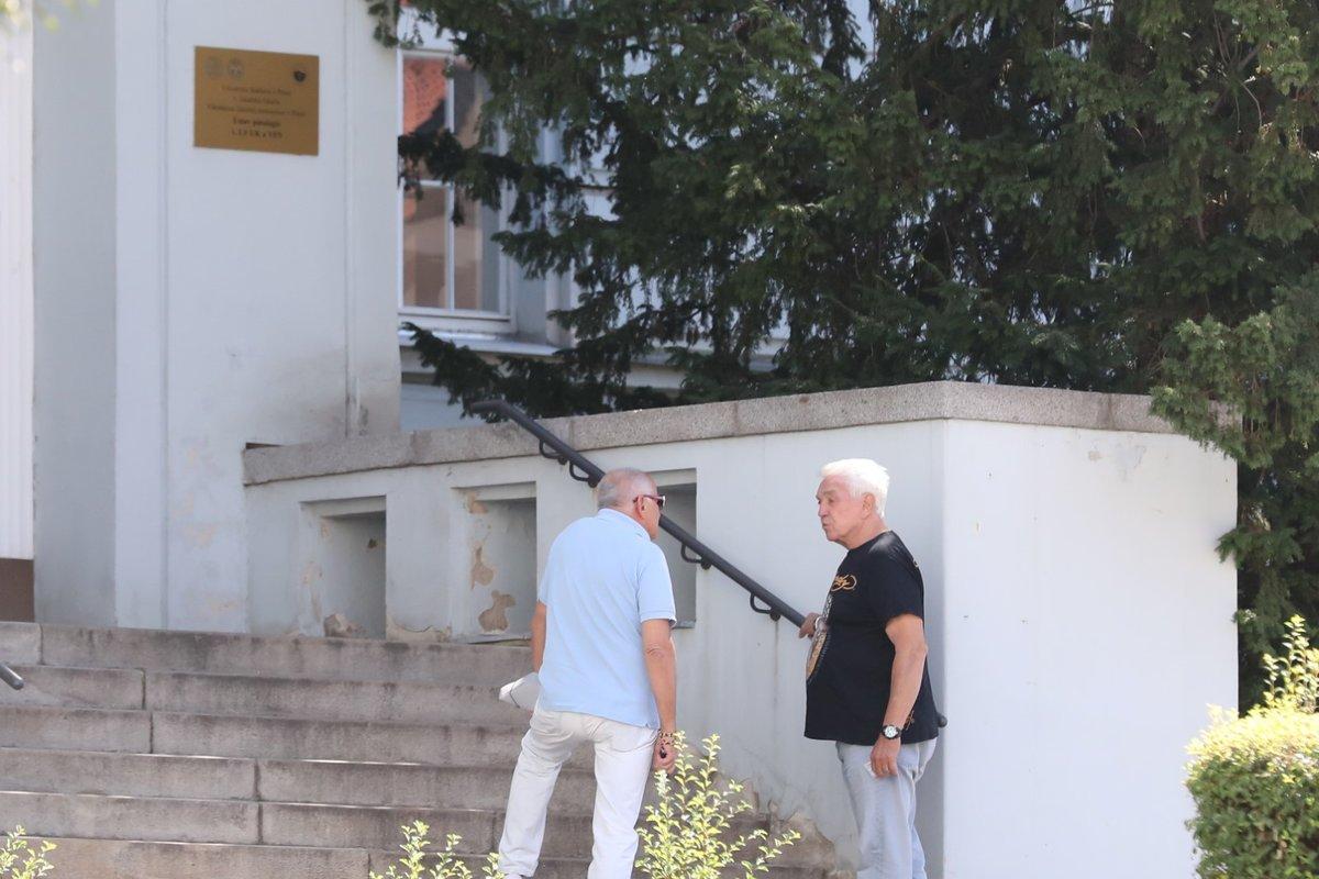 Jiří Krampol musel na patologii kvůli pitevní zprávě