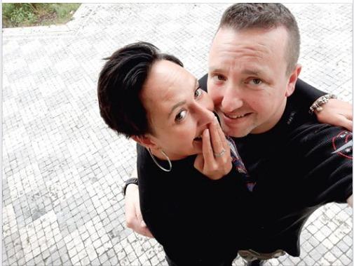 Gottův zeť Jan Kovařík s novou přítelkyní Evou