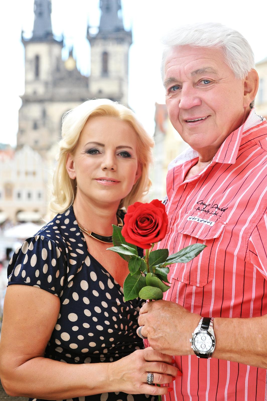 Hana a Jiří Krampolovi