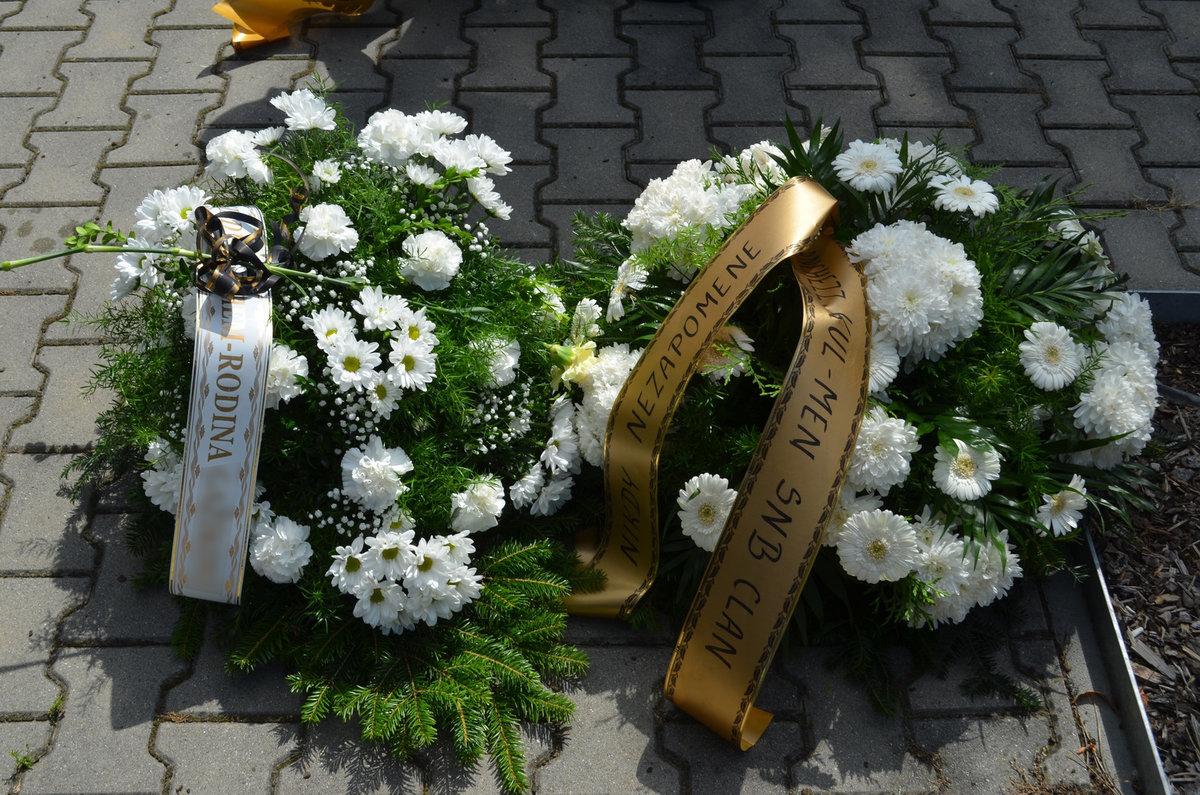 Poslední rozloučení s oběťmi bohumínského požáru
