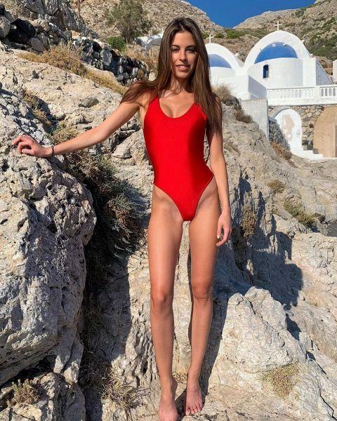 Sexy záchranářka Tereza.