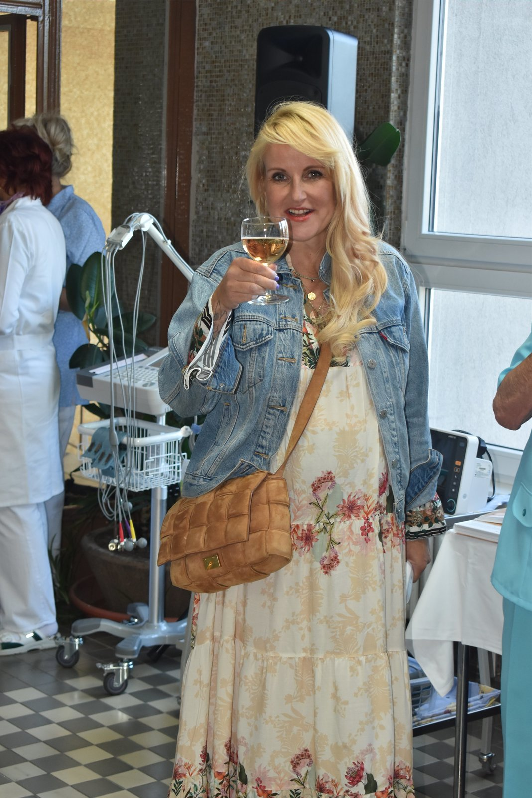 Vendula Pizingerová v osmém měsíci těhotenství