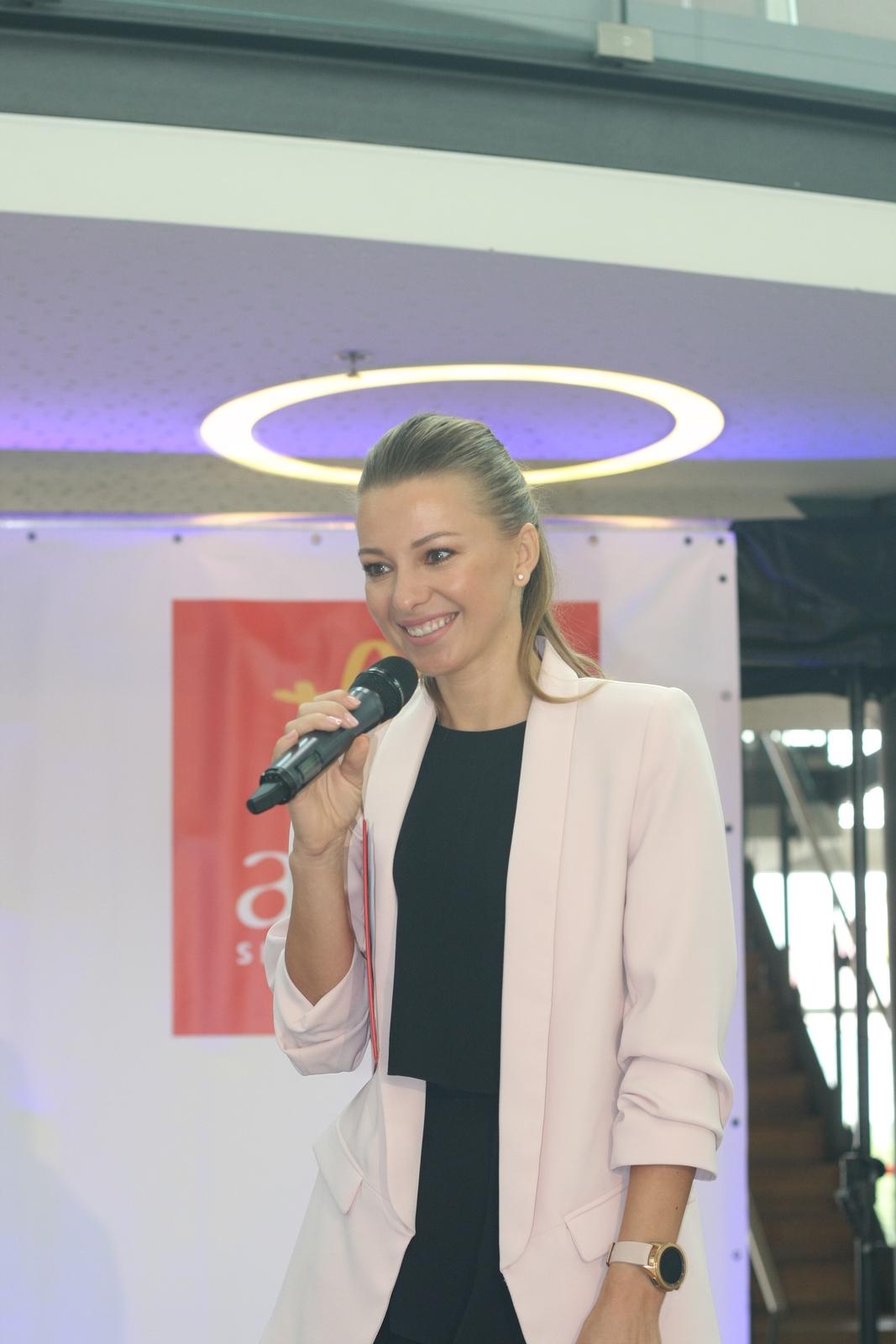 Festival moderovala Inna Puhajková.