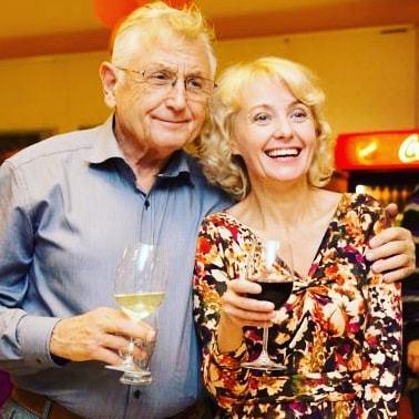 Jiří Menzel a Veronika Žilková