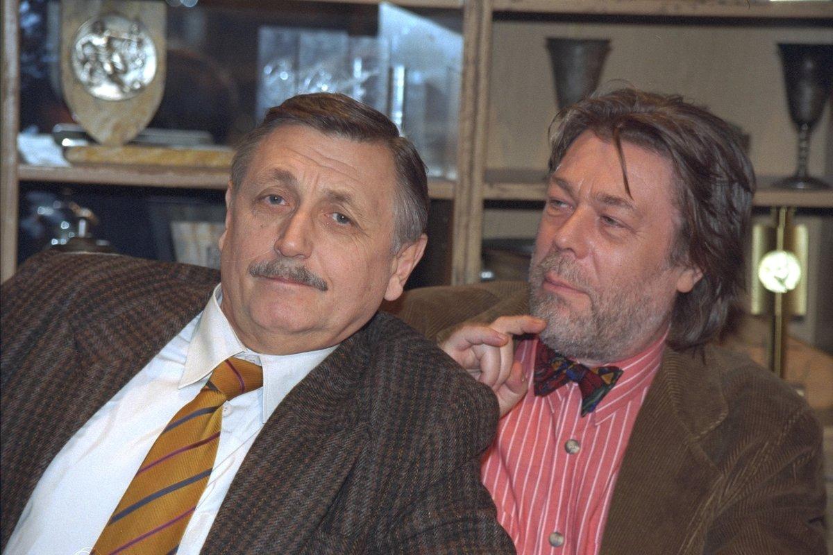 1996: Hospoda (seriál)