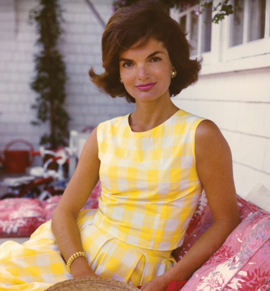 Jackie Kennedyová si prožila život plný osudových ran.