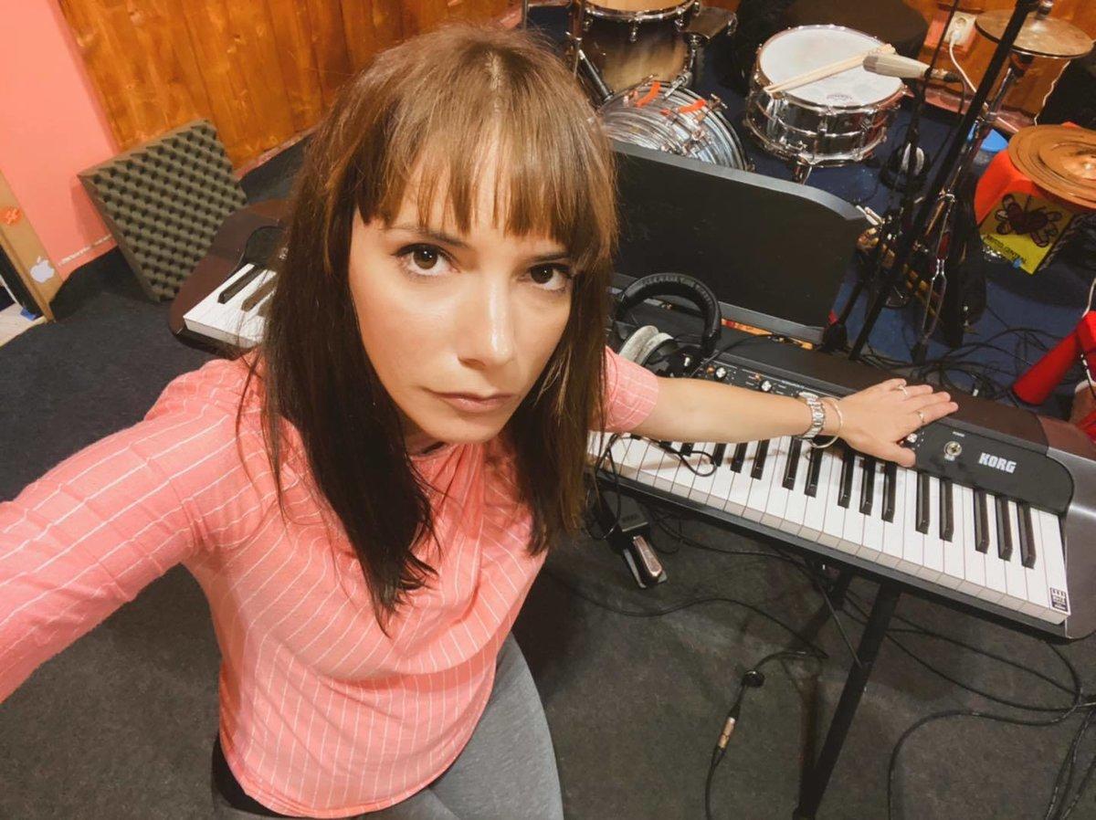 Dorota Nvotová prodává své nástroje
