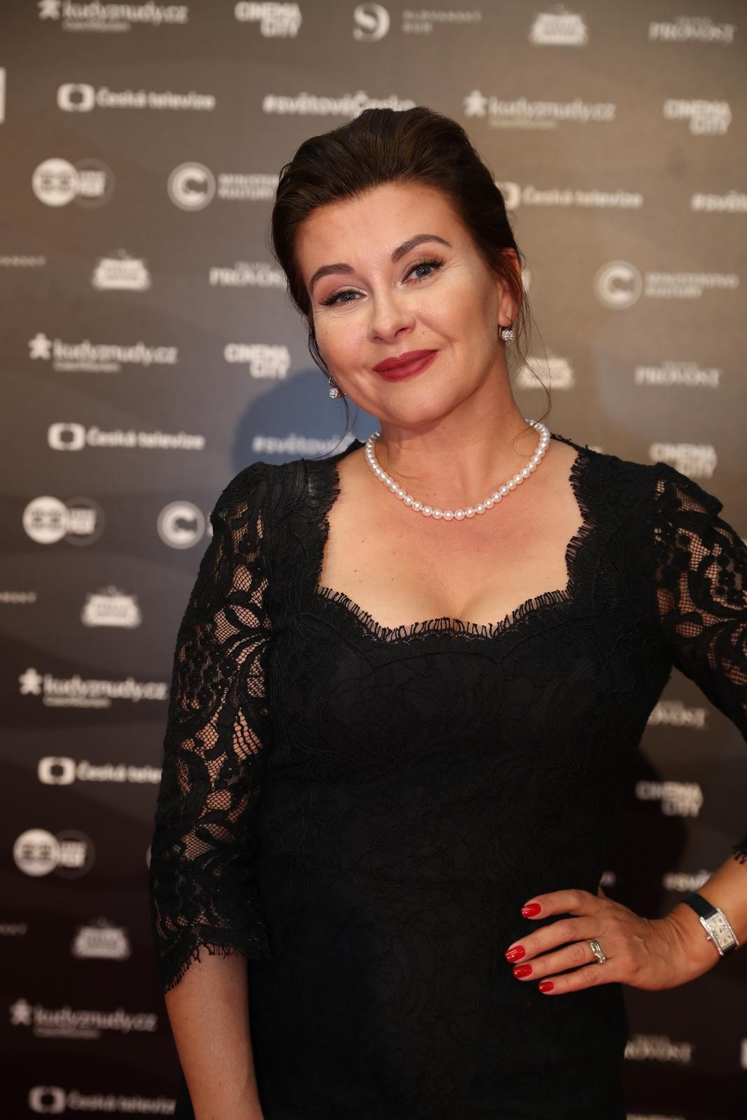 Předpremiéra filmu KAREL na Febiofest přilákala řadu vzácných hostů: Dana Morávková