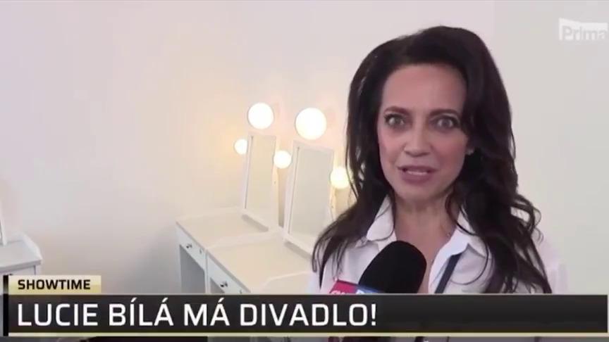 Lucie Bílá slavnostně otevřela své divadlo, hvězdným hostem byla Simona Stašová