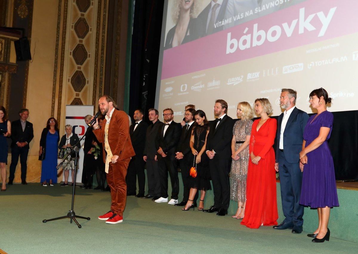 Premiéra filmu Bábovky