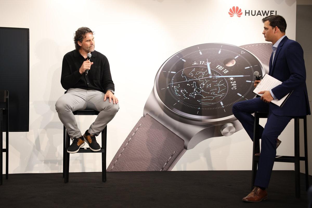 Jaromír Jágr spolu s dalšími ambasadory značky představili nové chytré hodinky s příslušenstvím