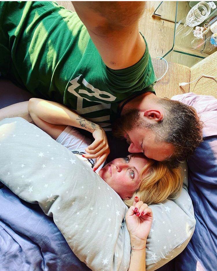 Vendula už brzy porodí