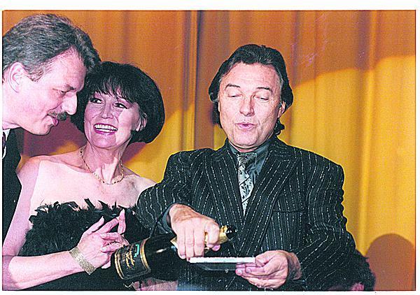 1995: Gott byl nejednou kmotrem CD Kubišové.