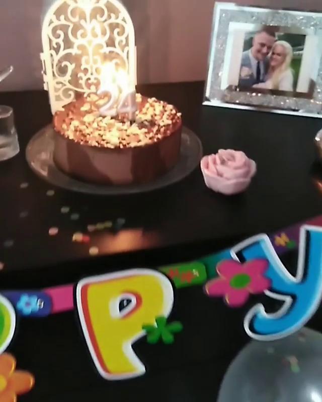 Petr Binias oslavil 24. narozeniny