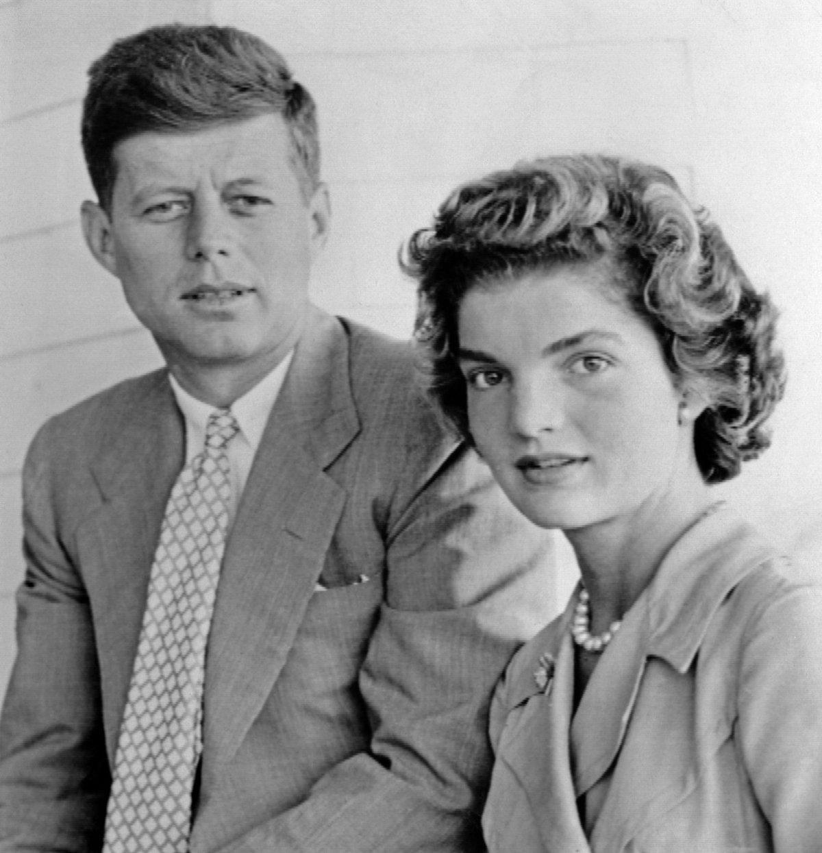 Jackie Kennedy se stala americkou ikonou.